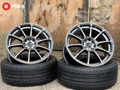 "Advan Racing RS. 8.0x17"", 4x100.00, 4x114.30, ET40, ЦО 73,1мм."