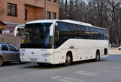 Higer KLQ6119Q. Автобус Higer KLQ 6119Q междугородний, 47 мест, В кредит, лизинг