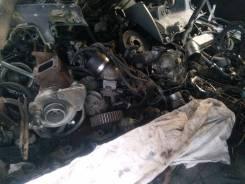 Двигатель 2LTE Toyota, в россыпь, по детально.