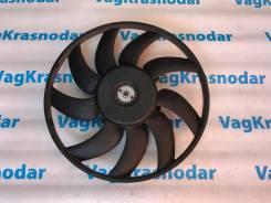 Вентилятор радиатора кондиционера. Audi A5, 8T, 8T3, 8TA Audi A4, 8K2, 8K5