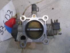 Заслонка дроссельная механическая Hyundai Sonata 4 EF 1998-2012 Номер двигателя G4GC6B
