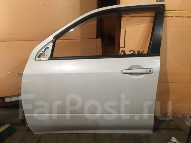 Дверь передняя левая mitsibishi outlander1 airtrek cu2w cu4w cu5w