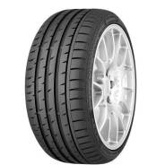 Continental ContiSportContact 3, SSR 205/45 R17 84W