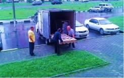 Услуги Грузчиков с грузовиком, Переезды от 1300. Вывоз и доставка.