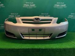 Передний бампер серый 3Q0 для Toyota Allex Runx 3мод