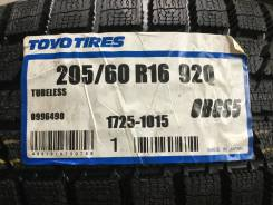 Toyo Observe GSi-5, 205/60R16 92Q MADE IN JAPAN