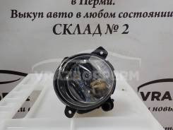Фара противотуманная левая (ПТФ) LADA Lada 2011 [8450000308], передняя