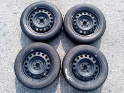"Комплект колес 175/65R15 Toyota. 5.0x15"" 4x100.00 ET39 ЦО 54,1мм."