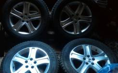 Продам комплект зимней резины на дисках Suzuki Escudo 225/65R17