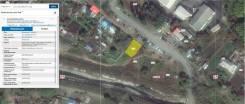 Продается земельный участок под магазин с. Владимиро-Александровское. 350кв.м., аренда, электричество. Фото участка
