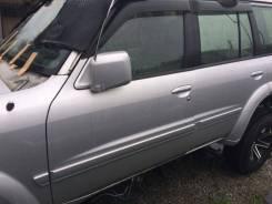 Дверь левая Nissan Safari Y 61, отл. сост б/п по РФ