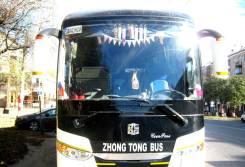 Zhong Tong. Продается автобус ComPass, 53 места