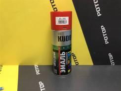 Краска-спрей эмаль (красная) KUDO KU-1003 520 мл