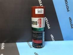 Краска-спрей эмаль (красно-коричневая) KUDO KU-1024 520 мл
