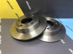 Диск тормозной 203446 KIA Cerato/KIA Forte/i30/KIa CEED 12