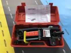 Домкрат гидравлический подкатной 2 т. h 125-300 мм SKYWAY в кейсе S01802007/88420