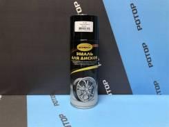Краска-спрей эмаль для дисков (черный) ASTROHIM AC-602/106764 520 мл