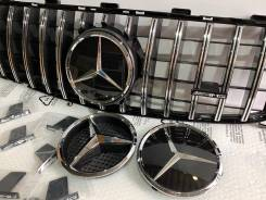 Решетка радиатора. Mercedes-Benz GLA-Class, X156 M270E16, M270E20, M651D22, OM607
