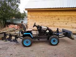 Самодельная модель. Продам трактор 4WD, 52 л.с.