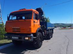 КамАЗ 43118 Сайгак. Продаю Камаз-43118 вездеход боровой с КМУ, 20 900кг., 12 370кг.