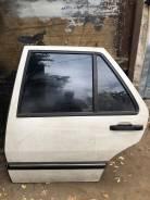 Дверь левая задняя Saab 9000
