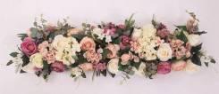 Продажа декоративных цветов для праздников