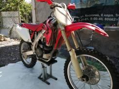 Honda CRF 450. 450куб. см., исправен, с пробегом