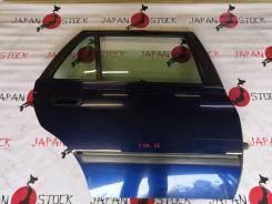 Дверь задняя правая Peugeot 406 1999-2004