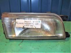 Фара правая 1401R, Nissan Pulsar, SN14
