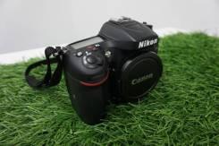 Nikon D7200. 20 и более Мп, зум: без зума