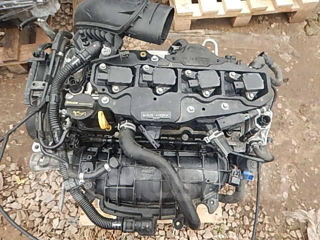 Двигатель Volvo V60 (155, 157) T4 B 4164 T