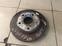 43512-22240 диск тормозной передний 1g gx100