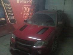 Передний бампер Mazda Ford Lidia, Mazda familia