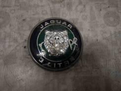 Эмблема (значок) Jaguar S Type