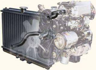 Радиаторы охлаждения двигателя.