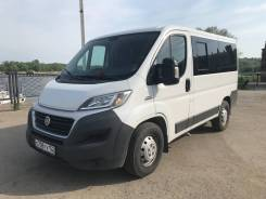 Fiat Ducato. Продаю 2.3 МТ, 2017, 9 мест