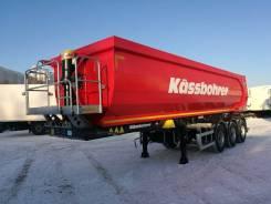 Kassbohrer. DL п/п самосвальный, 30 900кг.