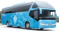 Higer KLQ6122B. Автобус Higer KLQ 6122 B, 51 место, туристический, 51 место