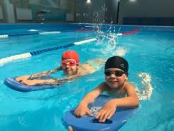 Набор в группы по плаванию в Новый Бассейн