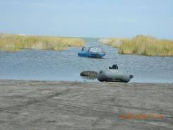 Казанка-5М4. 2004 год, длина 4,65м., двигатель подвесной, 60,00л.с., бензин