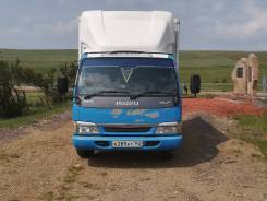 Isuzu Elf. Продаётся грузовик lsuzu Elf, 5 000куб. см., 4 100кг., 4x2