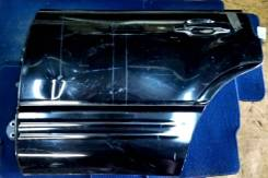 Дверь задняя левая на Subaru Forester SF5 рестайл