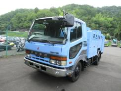 Mitsubishi Fuso Fighter. Продам каналопромывочную машину без ПТС, 8 200куб. см.