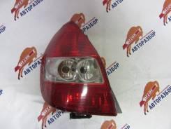 Задний фонарь. Honda Jazz Honda Fit, GD1, GD2 L12A1, L12A3, L12A4, L13A1, L13A2, L13A5, L13A6, L15A1, L13A