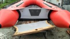 Ремонт лодок ПВХ.