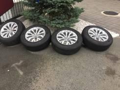 """Штатные колеса на Volkswagen Touareg 2018 года Новые. x18"""""""