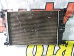 Радиатор охлаждения двигателя. Opel Mokka Chevrolet Aveo, T300 Chevrolet Tracker A14NET, A17DTS, A18XER, A12XEL, A12XER, A14XER, F16D4, LDV, LSF, LDE...