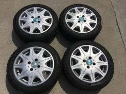 165/55 R14 Dunlop WM01 литые диски 4х100 (L28-1402)