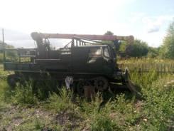КМЗ АТС-59Г. АТС 59 Г, КМЗ, танк гусеничный, 300 л.с.