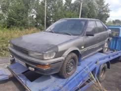 Toyota Corolla. 4A